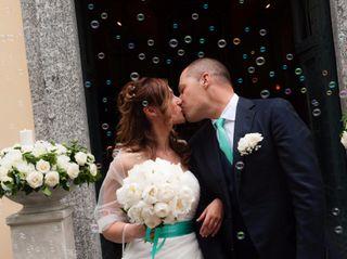 Le nozze di Alessandra e Mirko