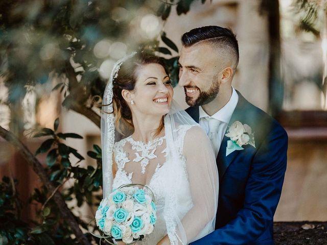 Le nozze di Giusy e Sandro