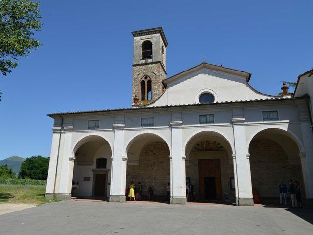 Il matrimonio di Marco e Giulia a Montemurlo, Prato 3