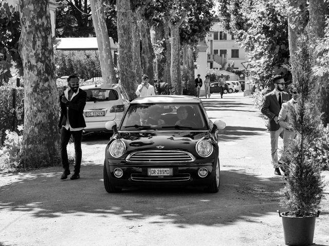 Il matrimonio di Marco e Giulia a Montemurlo, Prato 12