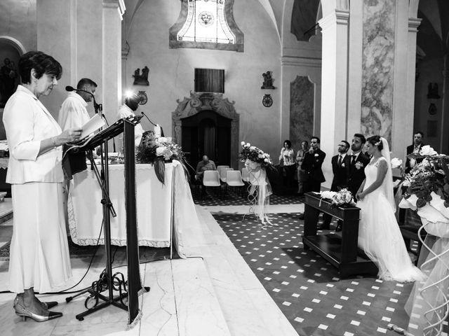 Il matrimonio di Marco e Giulia a Montemurlo, Prato 28