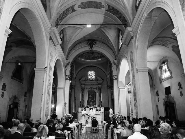 Il matrimonio di Marco e Giulia a Montemurlo, Prato 29