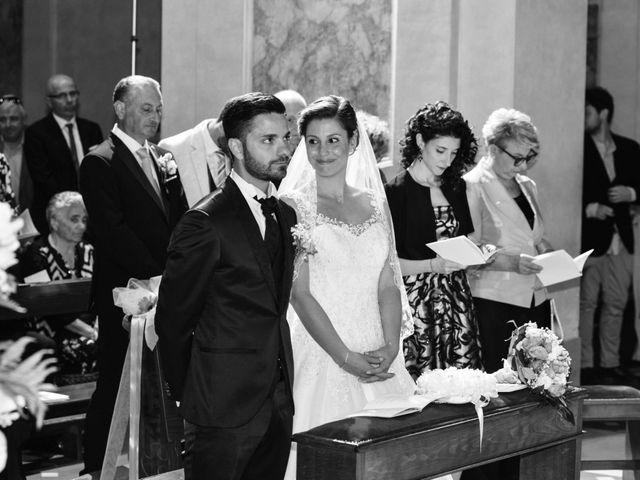 Il matrimonio di Marco e Giulia a Montemurlo, Prato 32