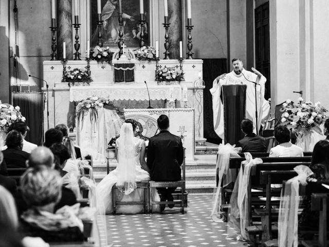 Il matrimonio di Marco e Giulia a Montemurlo, Prato 34