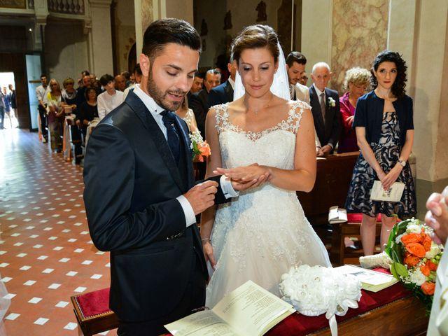 Il matrimonio di Marco e Giulia a Montemurlo, Prato 35