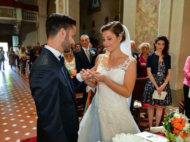 Il matrimonio di Marco e Giulia a Montemurlo, Prato 38