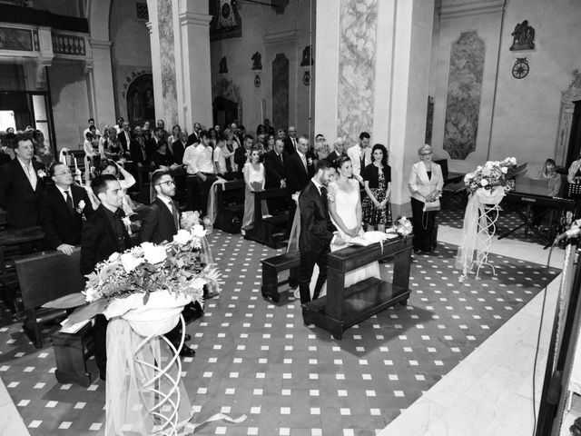 Il matrimonio di Marco e Giulia a Montemurlo, Prato 39