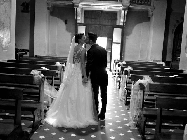 Il matrimonio di Marco e Giulia a Montemurlo, Prato 40