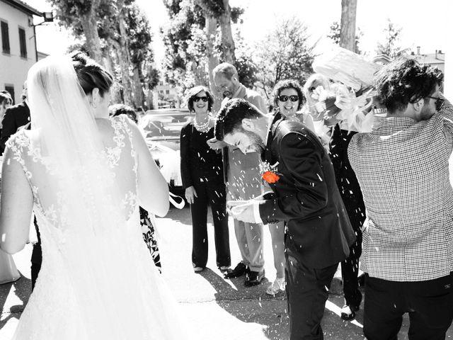 Il matrimonio di Marco e Giulia a Montemurlo, Prato 45