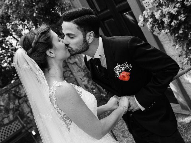Il matrimonio di Marco e Giulia a Montemurlo, Prato 51
