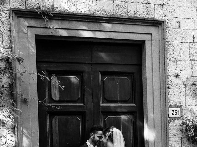 Il matrimonio di Marco e Giulia a Montemurlo, Prato 52