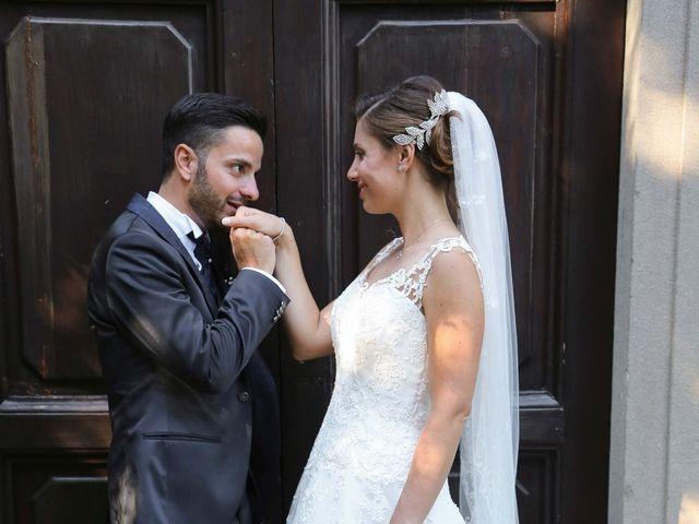 Il matrimonio di Marco e Giulia a Montemurlo, Prato 54