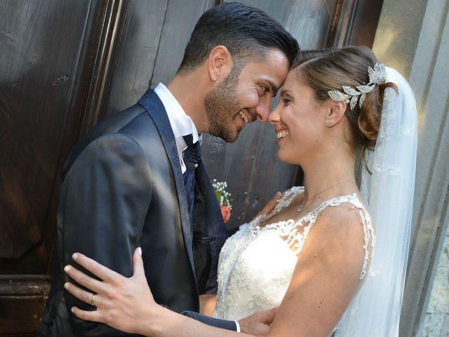 Il matrimonio di Marco e Giulia a Montemurlo, Prato 56