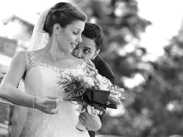 Il matrimonio di Marco e Giulia a Montemurlo, Prato 80