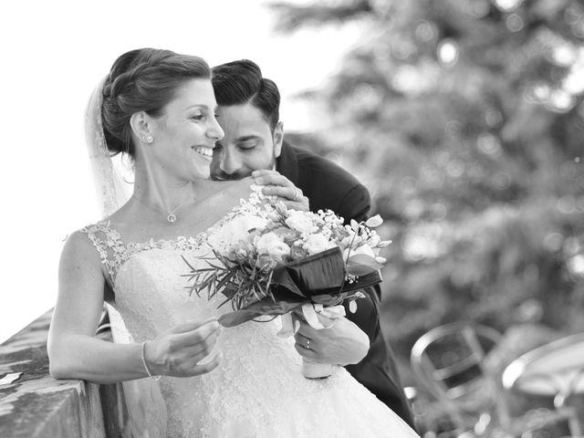 Il matrimonio di Marco e Giulia a Montemurlo, Prato 81