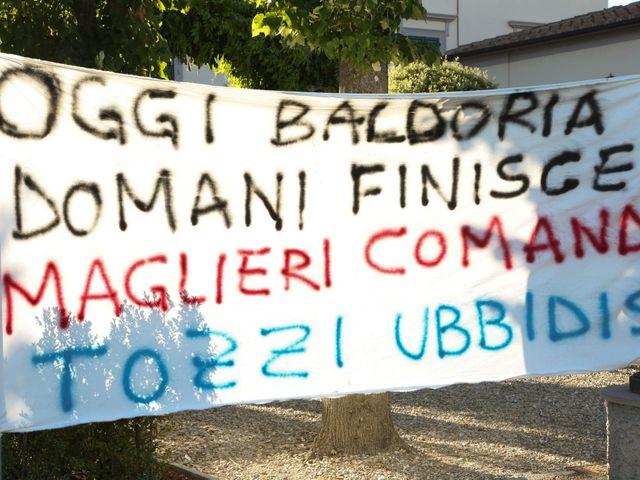 Il matrimonio di Marco e Giulia a Montemurlo, Prato 85