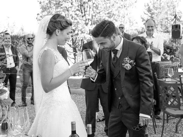 Il matrimonio di Marco e Giulia a Montemurlo, Prato 88