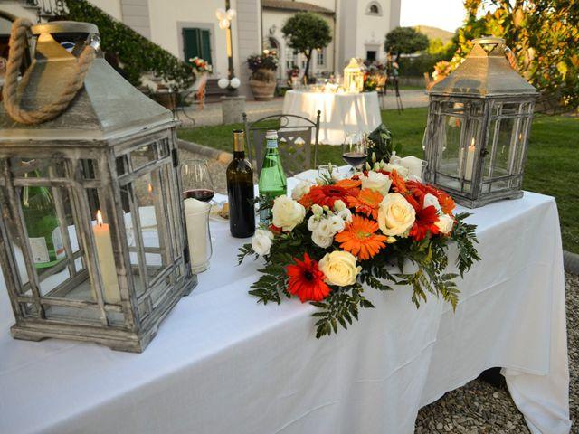 Il matrimonio di Marco e Giulia a Montemurlo, Prato 90