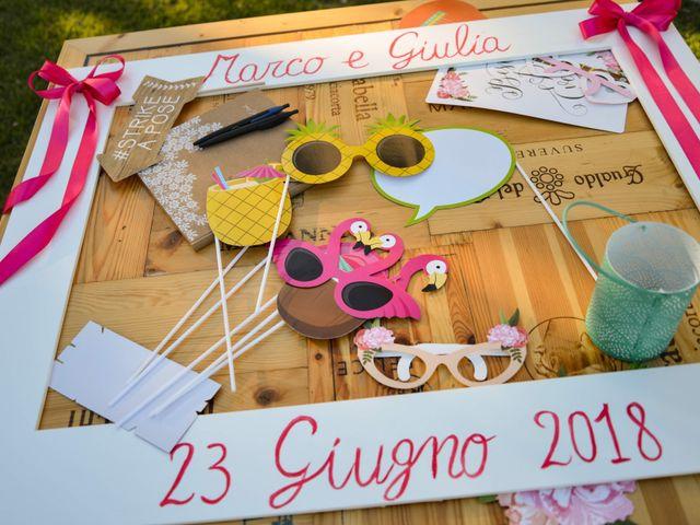 Il matrimonio di Marco e Giulia a Montemurlo, Prato 93