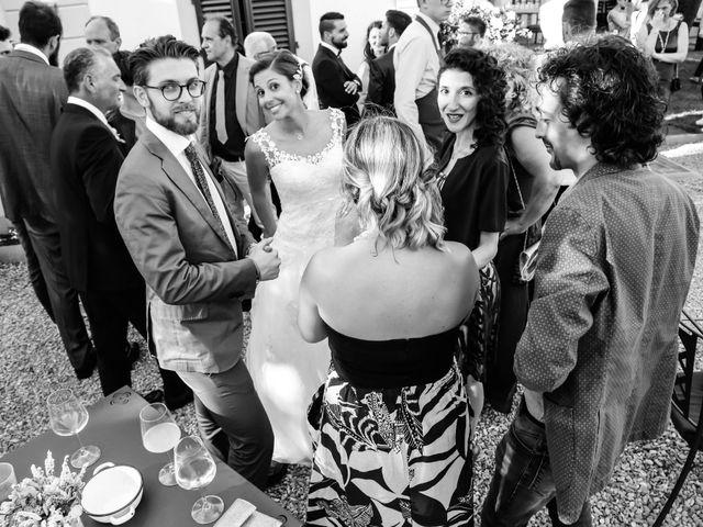 Il matrimonio di Marco e Giulia a Montemurlo, Prato 94