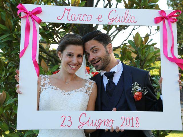 Il matrimonio di Marco e Giulia a Montemurlo, Prato 100