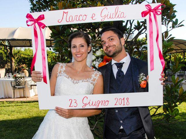 Il matrimonio di Marco e Giulia a Montemurlo, Prato 101
