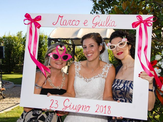 Il matrimonio di Marco e Giulia a Montemurlo, Prato 102