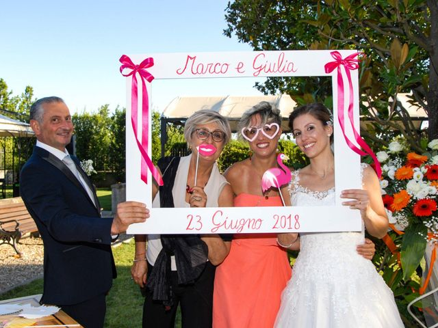 Il matrimonio di Marco e Giulia a Montemurlo, Prato 103