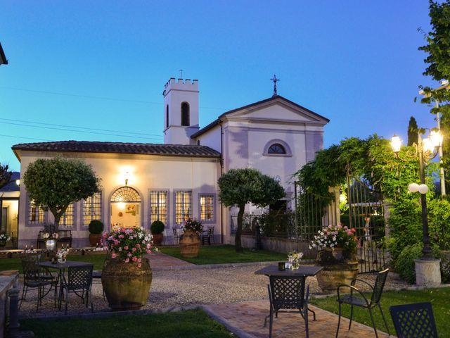 Il matrimonio di Marco e Giulia a Montemurlo, Prato 105