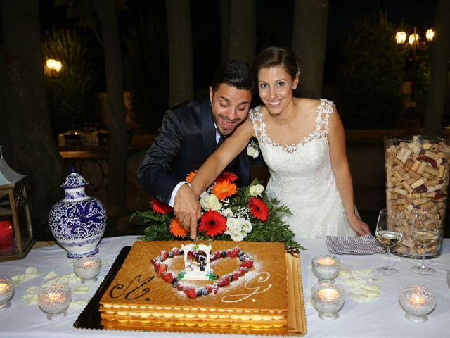 Il matrimonio di Marco e Giulia a Montemurlo, Prato 115