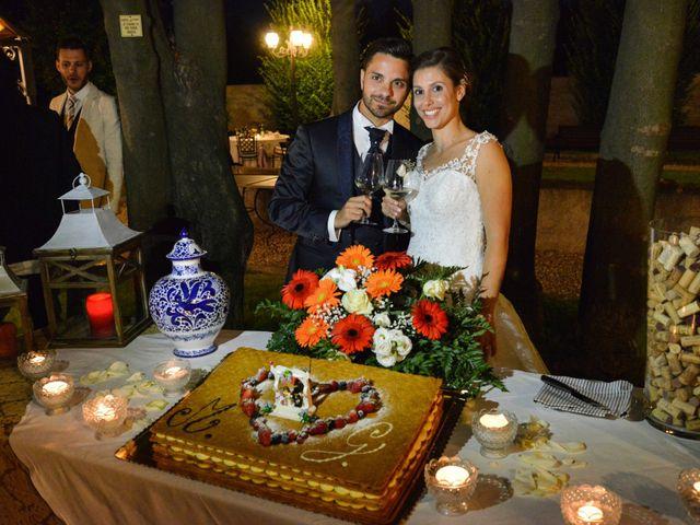 Il matrimonio di Marco e Giulia a Montemurlo, Prato 116