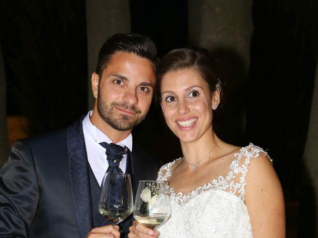 Il matrimonio di Marco e Giulia a Montemurlo, Prato 117