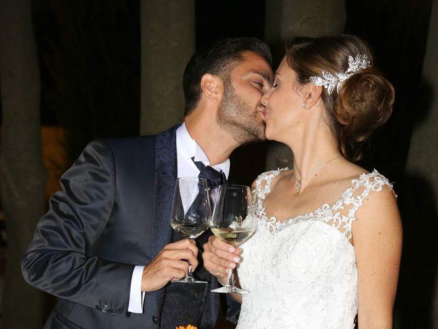 Il matrimonio di Marco e Giulia a Montemurlo, Prato 118