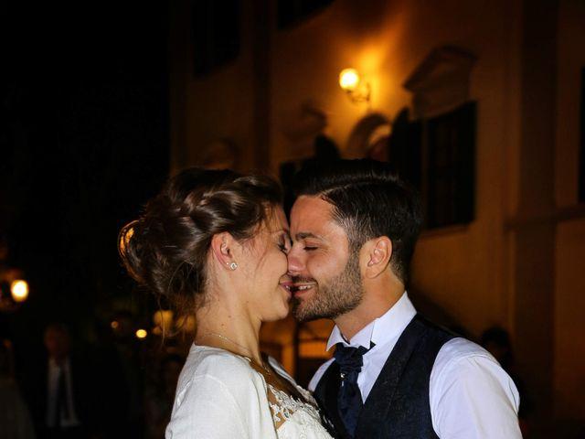 Il matrimonio di Marco e Giulia a Montemurlo, Prato 120