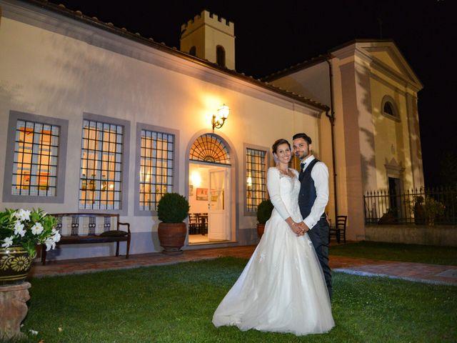 Il matrimonio di Marco e Giulia a Montemurlo, Prato 122