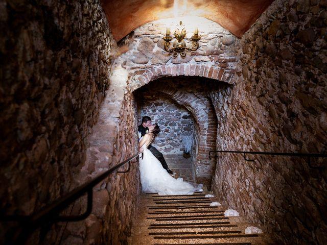 Il matrimonio di Federico e Gledis a Verona, Verona 22