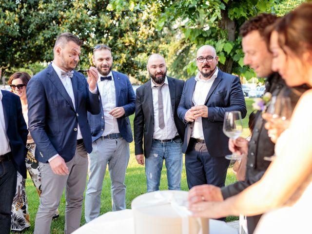 Il matrimonio di Federico e Gledis a Verona, Verona 26