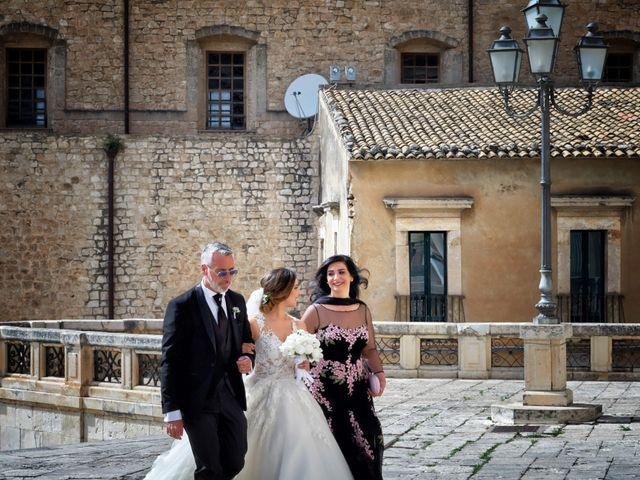 Il matrimonio di Emanuele e Martina a Comiso, Ragusa 16