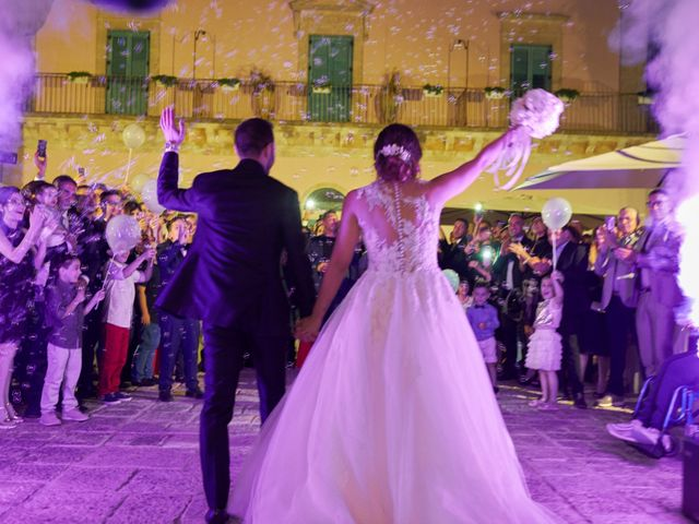 Il matrimonio di Emanuele e Martina a Comiso, Ragusa 23