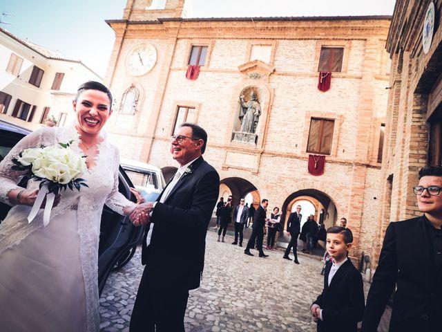 Il matrimonio di Luca e Antonia a Grottammare, Ascoli Piceno 19