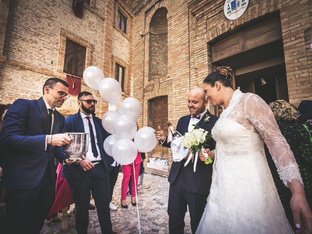 Il matrimonio di Luca e Antonia a Grottammare, Ascoli Piceno 20