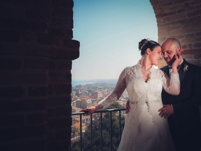 Il matrimonio di Luca e Antonia a Grottammare, Ascoli Piceno 25