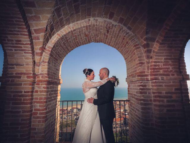 Il matrimonio di Luca e Antonia a Grottammare, Ascoli Piceno 26