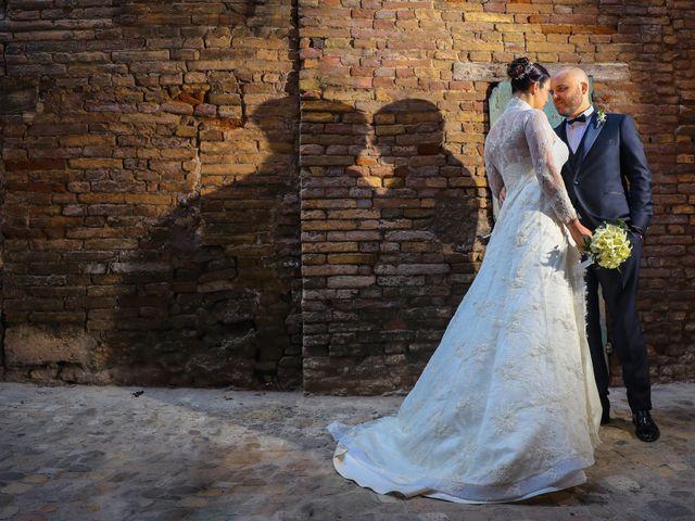 Il matrimonio di Luca e Antonia a Grottammare, Ascoli Piceno 27