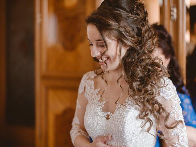 Il matrimonio di Ruben e Noemi a Pontenure, Piacenza 14