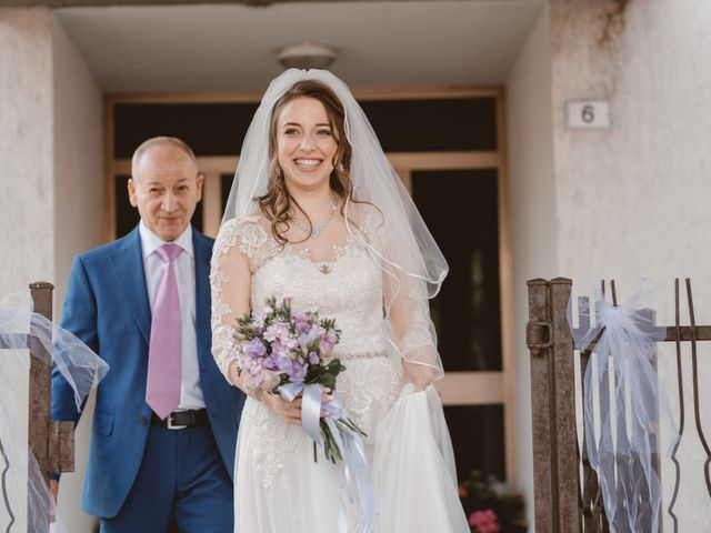 Il matrimonio di Ruben e Noemi a Pontenure, Piacenza 21