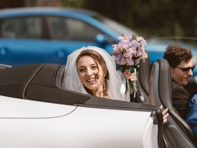 Il matrimonio di Ruben e Noemi a Pontenure, Piacenza 23