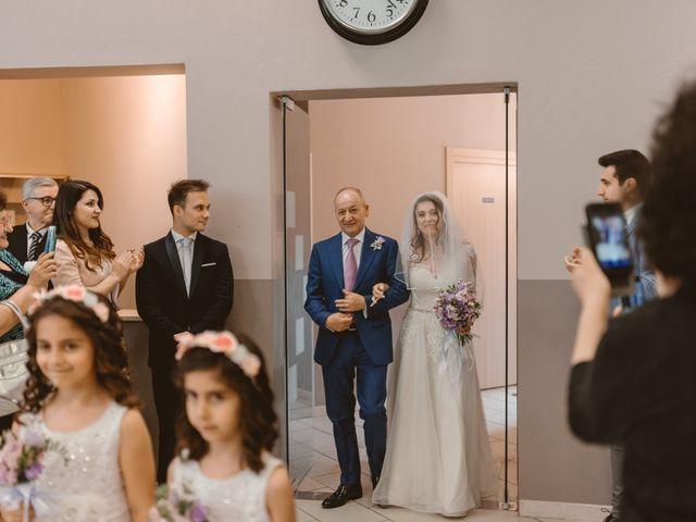 Il matrimonio di Ruben e Noemi a Pontenure, Piacenza 24