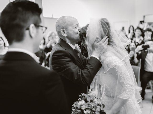 Il matrimonio di Ruben e Noemi a Pontenure, Piacenza 26