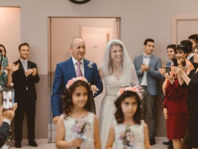 Il matrimonio di Ruben e Noemi a Pontenure, Piacenza 27